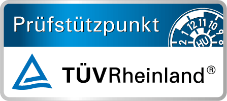 TÜV Rheinland Prüfstützpunkt